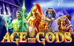 age of gods Slotgames im Bet365 Casino