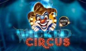 The wicked Circus Slot