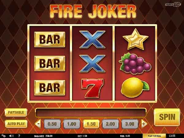 Der Fire Joker Slot