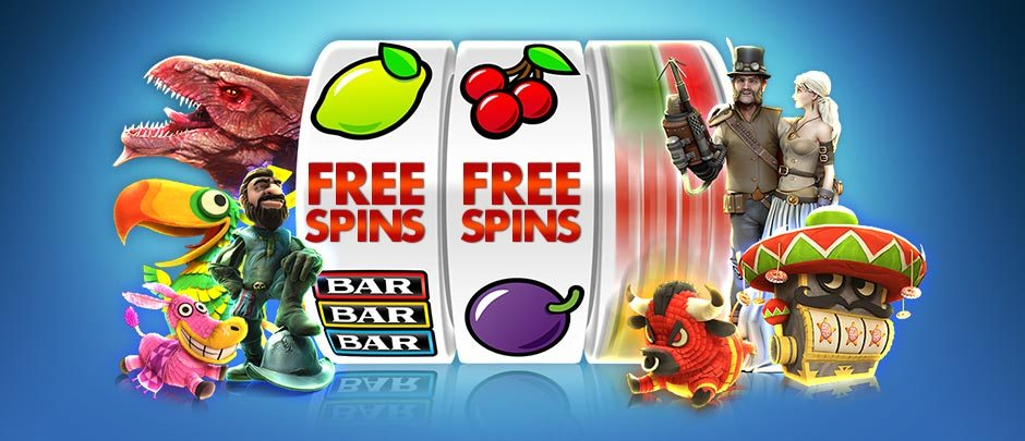 Free Spins bei Slotgames