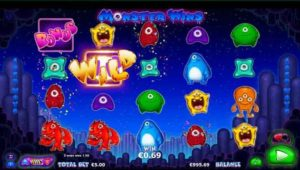 Monster Wins  Slot von NextGen Gaming