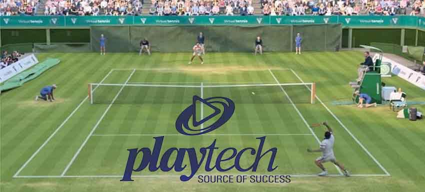 Playtech virtuelles Tennis