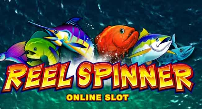 Der Reel Spinner Slot