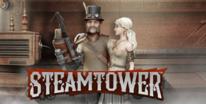 Der Steam Tower Slot von NetEnt