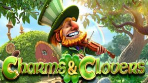 Neu von  BetSoft, der Charms and Clovers Slot