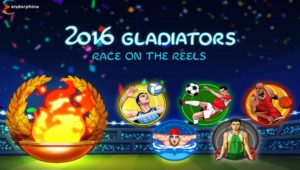 Der 2016 Gladiators Slot