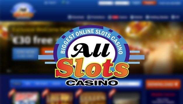 3 neue Games im All Slots Casino