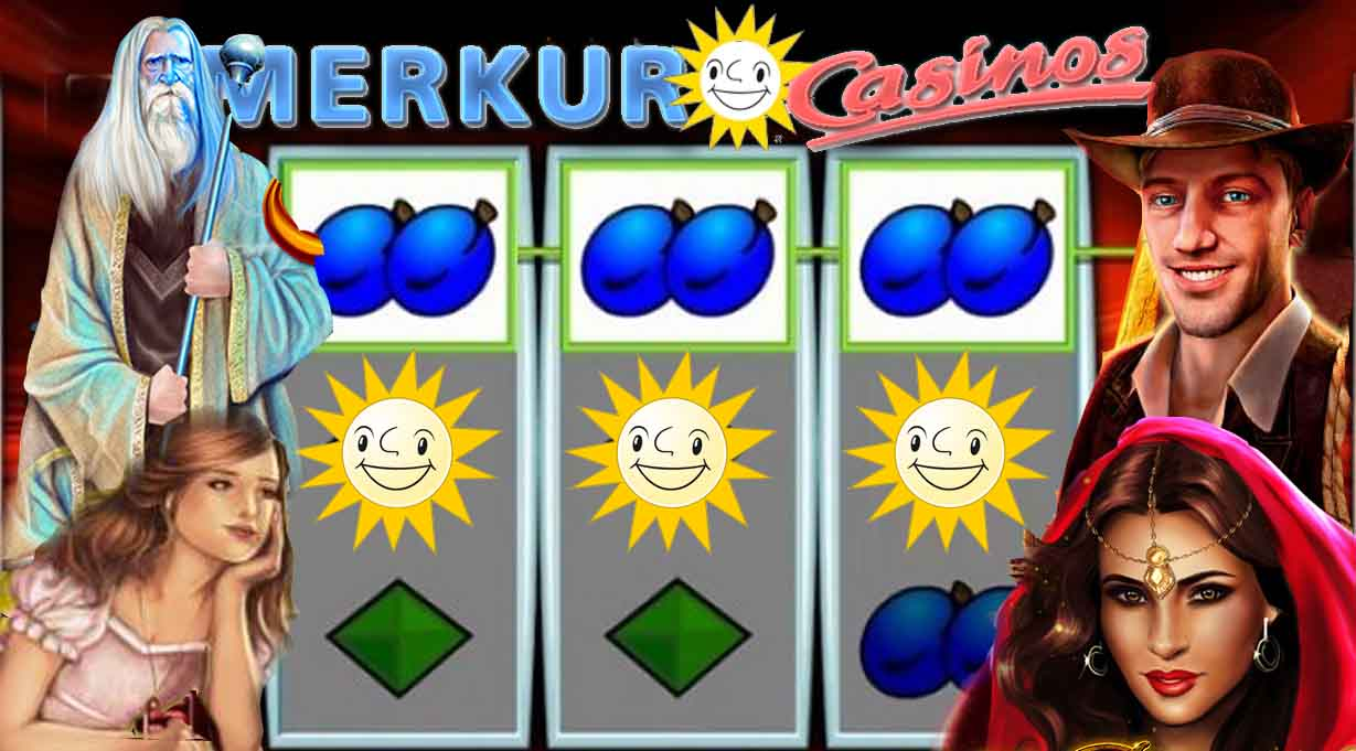 Merkurcasinos im Internet