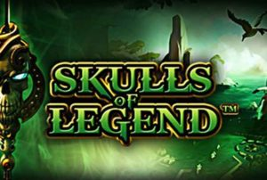 Der Skull of Legends Slot