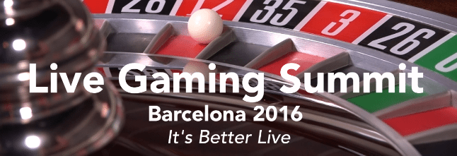Live Gaming Summit in Barcelona