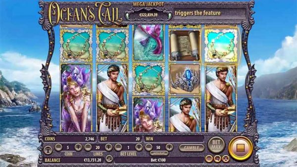 Der Ocean's Call Slot