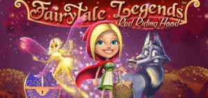 Fairtale Legends Red Riding Hood Slot