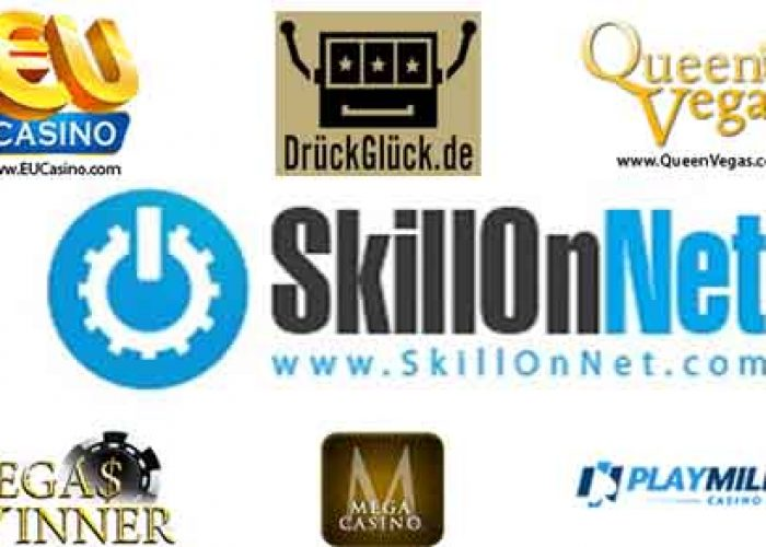 Microgaming Spiele in SkillOnNet Casinos