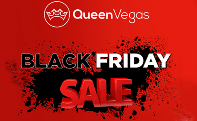 Der Queen Vegas Black Friday
