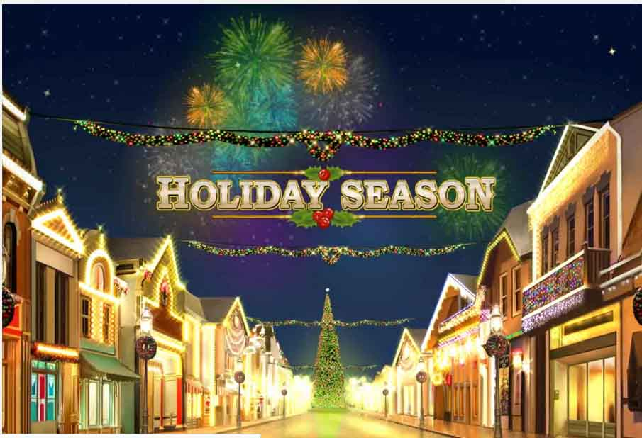 Release des Holiday Season Slot