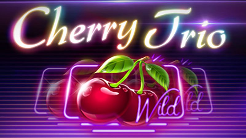cherry trio slot