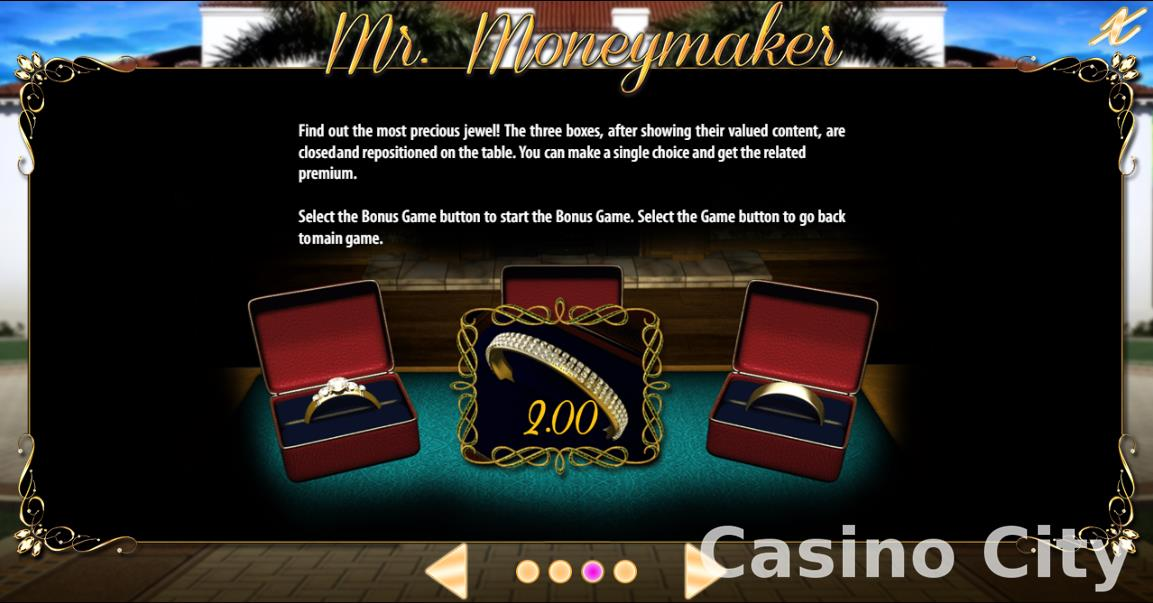 Mr Moneymaker HD Slot