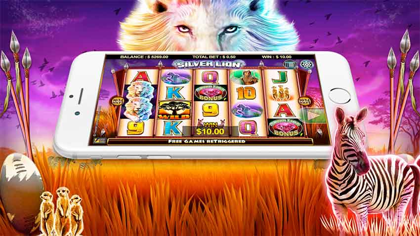 You are currently viewing Der Silver Lion Slot im LeoVegas Casino