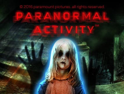 Der Paranormal Activity Slot von iSoftBet