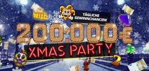 Die 200.000 Euro Sunmaker X Mas Party