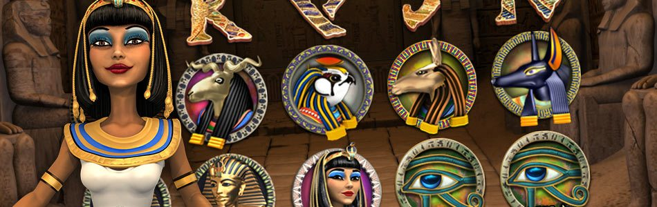 Der Rise of the Pharaos Slot exklusiv im Casino 888
