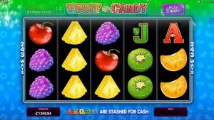 Der Fruit vs Candy Slot