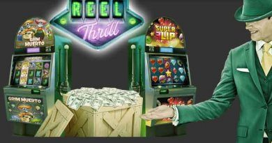 Mr Green's Reel Thrills