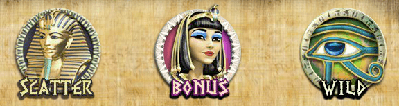 rise of the pharaos slot