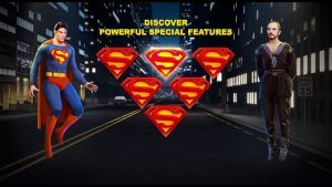 Der Superman Slot, ein progressiver Jackpot Slot vom Playtech