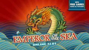 Der Emperor of the Sea Slot