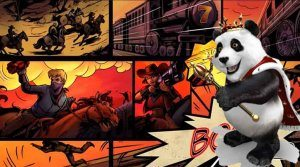 Wild Wild West Slot, Promoaktion im Royal Panda Casino