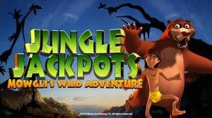Der Jungle Jackpots Mowglis Wild Adventure Slot