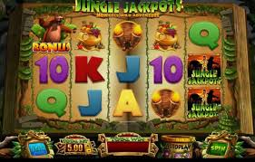 Jungle Jackpots Mowglis Wild Adventure Slot
