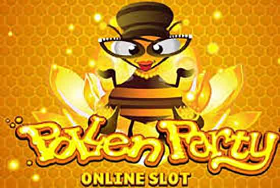 Microgaming's neuer Pollen Party Slot