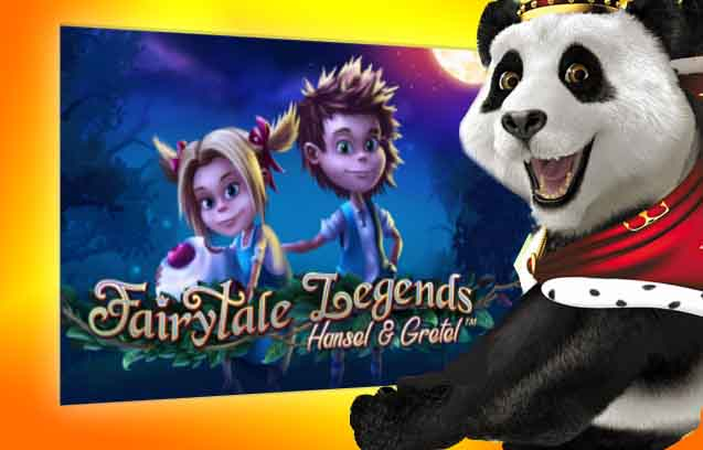 Fairytale Legends Hänsel und Gretel royal panda