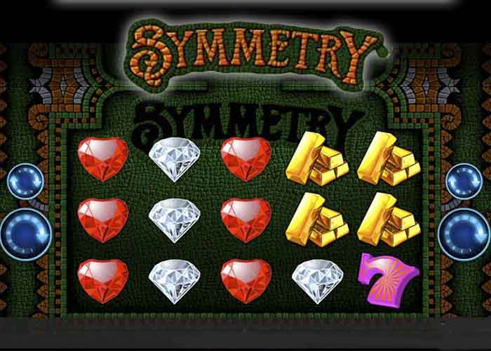 realystic games symmetry slot
