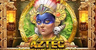 King of spins, Aztec Warrior Princess Slot