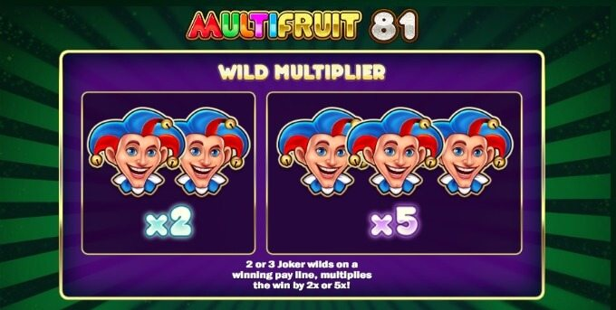Multifruit81 slot