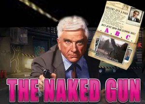 The Naked Gun Slot, neu in Blueprint Casios