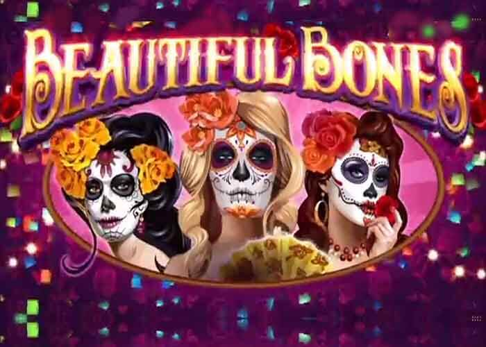 Faszinierend, der Beautiful Bones Slot von Microgaming