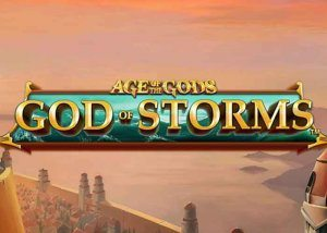 God of Storms Slot setz die Age of Gods Serie fort