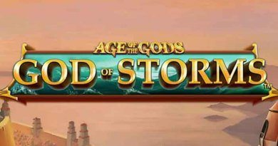 god of storms slot