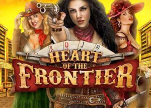 Nue von Playtech, der Heart of the Frontier Slot