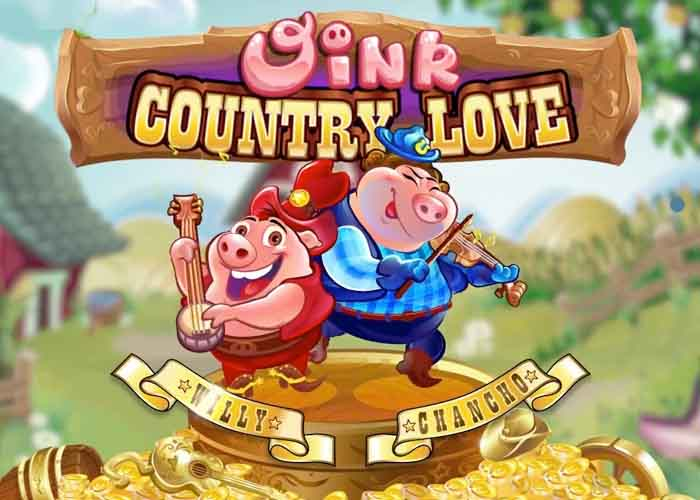 Der Oink Country Love Slot kommt am 3. 8.