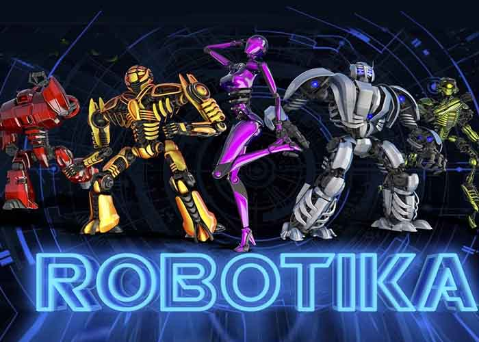 Der Robotika HD Slot von WorldMatch Software