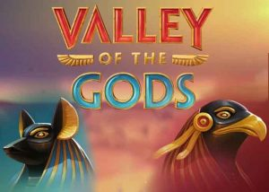 Der Valley of the Gods Slot von Ygdrasil