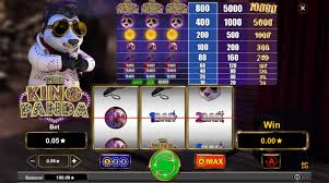 Der King Panda Slot
