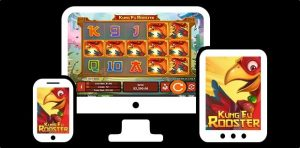 kungfu rooster slot