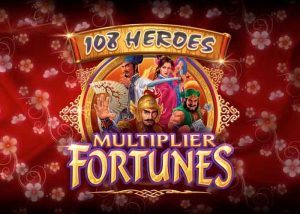 Der 108 Heroes Multiplier Fortunes Slot