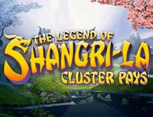 Der The Legend of Shangri-La Cluster Pays Slot